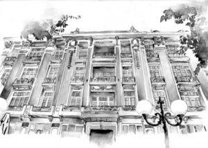 Ξενοδοχείο Βιέννη