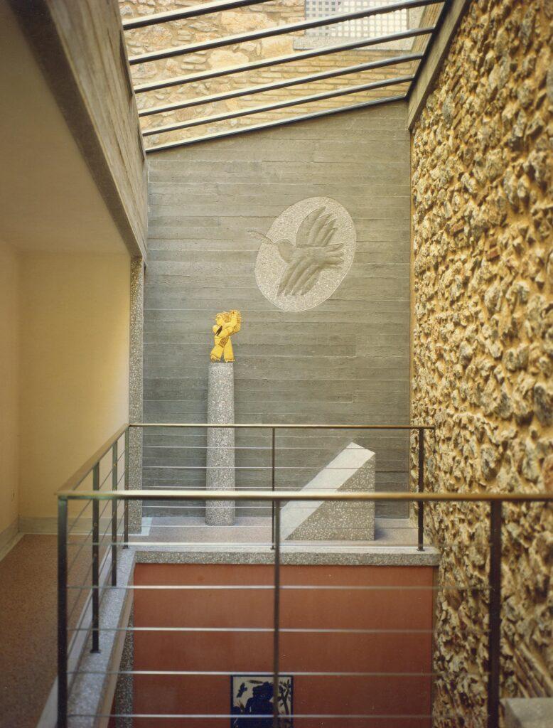 Κ. Κρόκος, Οικία-ιδιωτικό μουσείο Αλέκου Φασιανού, Αθήνα.